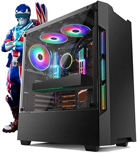 PC Gamer AMD Ryzen 5 2400G 16GB  SSD 480GB