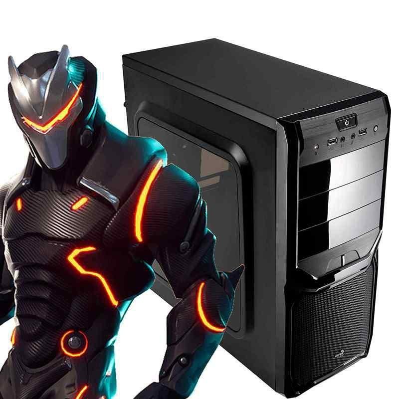 PC Gamer AMD Ryzen 5 2400G 8GB  SSD 256GB