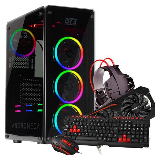 Pc Gamer Intel Core I5 7400 8Gb 1Tb Rx560