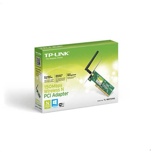 PLACA REDE WL PCI 01ANT TL WN751ND