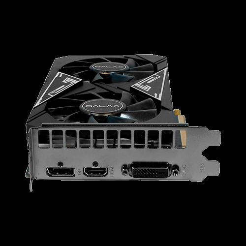 Placa de Vídeo 4GB DDR6 GTX1650 128Bits Galax Ex 65SQL8DS93E1