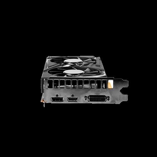 Placa de Vídeo 4GB DDR5 GTX1650 128Bits Galax 65SQL8DS66E6