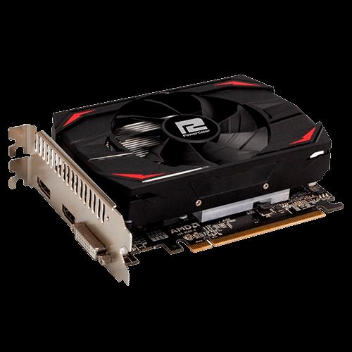 Placa de Vídeo Gpu 4Gb DDR5 RX550 128B Power Color