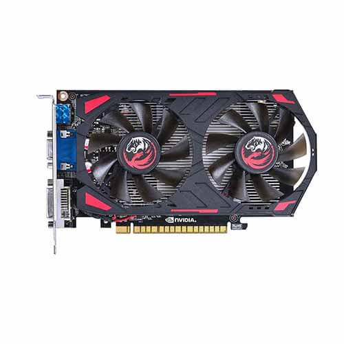 Placa de Vídeo PCYes GeForce GTX 750 Ti 2GB DDR5 128B