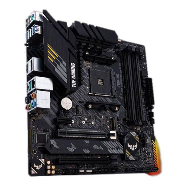 Placa Mae Gamer Asus AMD B550M TUF DDR4 AM4
