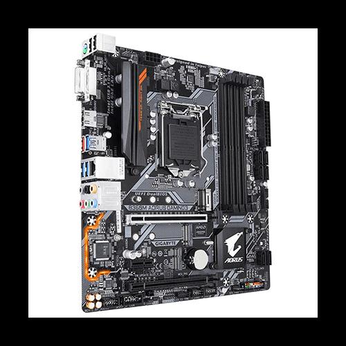 Placa Mae Gamer Intel B360M Aorus G3 8G Gigabyte