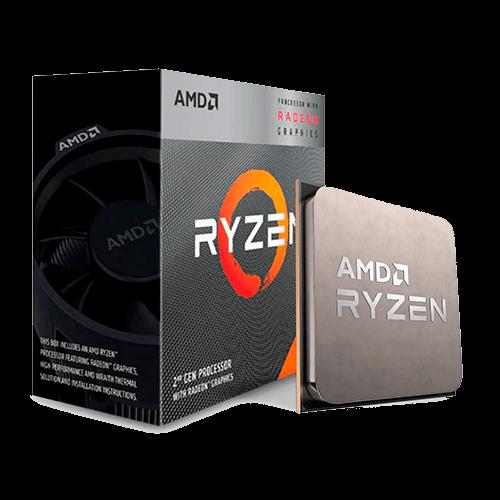 Processador AMD Ryzen 3 3200 3.6Ghz 4MB Cache- YD3200C5FHBOX