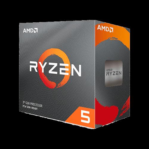 Processador AMD Ryzen 5 3600 3.6Ghz 32MB Cache- 100-10000031MPK