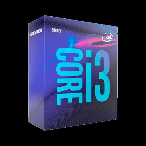 Processador Intel Core I3-9100 3.6Ghz 6Mb Cache - BX80684139100