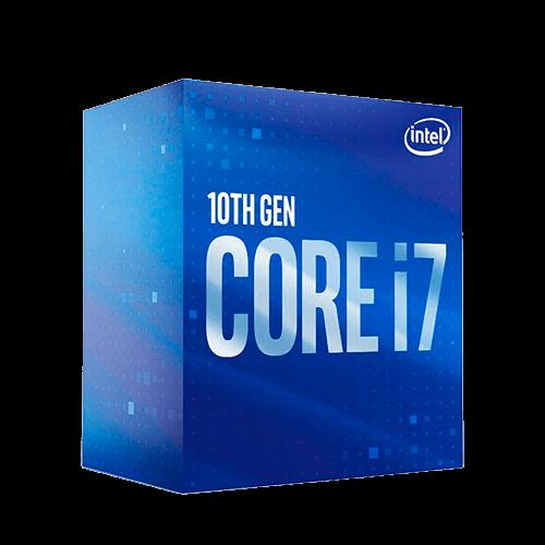 Processador Intel Core I7-10700 2.9Ghz 16MB Cache- BX8070110700
