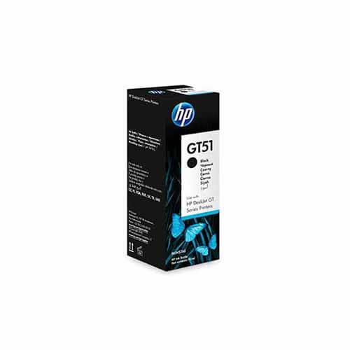 Refil de tinta HP GT51 Preto GT5822