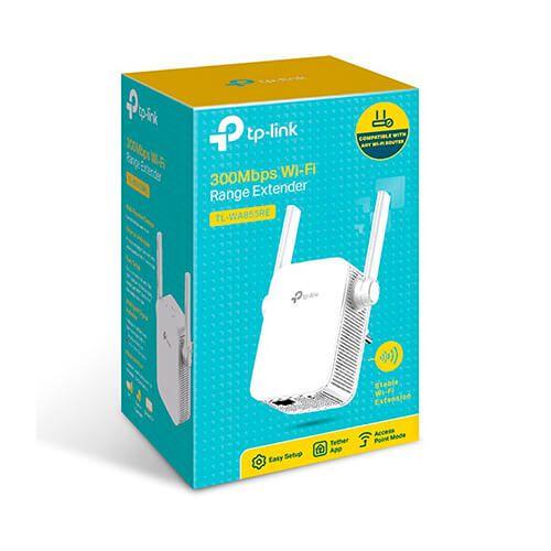 Repetidor Wi-Fi 300Mbps TL-WA855RE TPLink