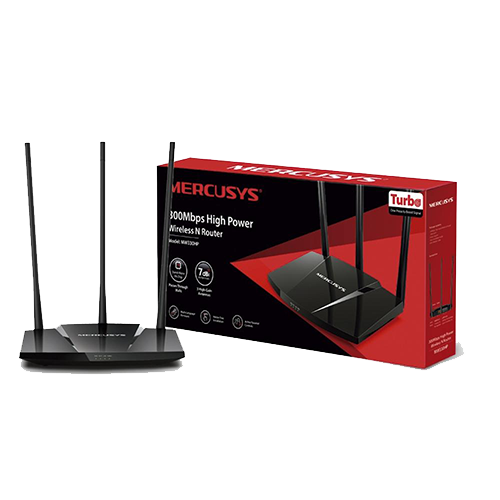 Roteador Wireless 03 Antenas 300Mbps MW330HP MERCUSYS