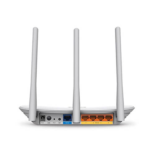 Roteador Wirelless 03 antenas TP Link TLWR845N