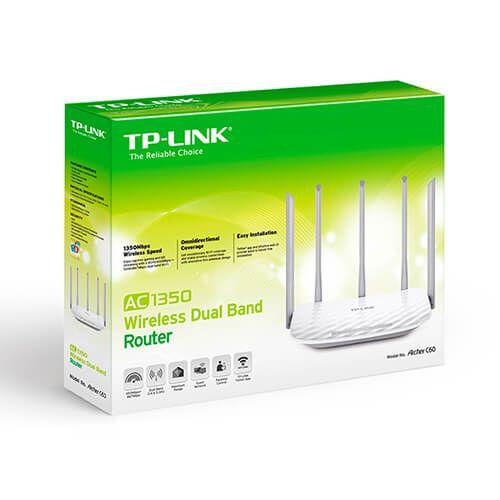 Roteador WL05ANT TPLINK AC1350