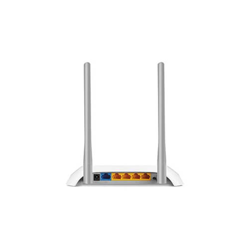 Roteador Wirelless 02 antenas TP-LINK WR849N 300MB