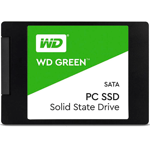 Hd SSD 480GB Green Sata3 Western Digital
