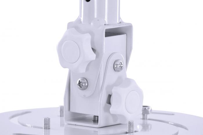 Suporte para Projetor Universal Teto Branco Sp210 Vinik