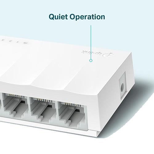 Switch 5Portas  10/100 TPLINK LS1005