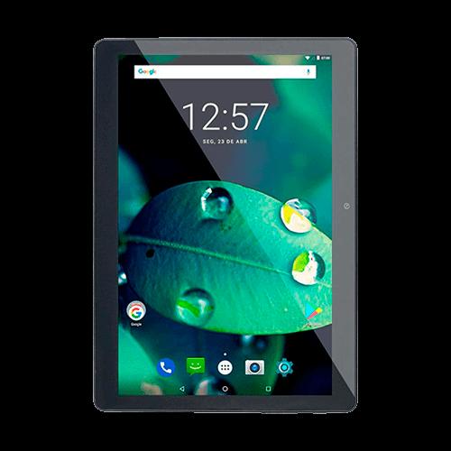 Tablet M10  4G Android Oreo Dual NB287 Tela 10Polegadas Preto  Multilaser