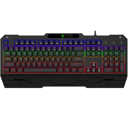 Teclado Gamer Mecanico T-Dagger TGK-301 Switch Blue