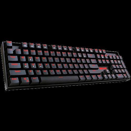 Teclado Gamer Mecânico Redragon Mitra K551-1 Switch Blue