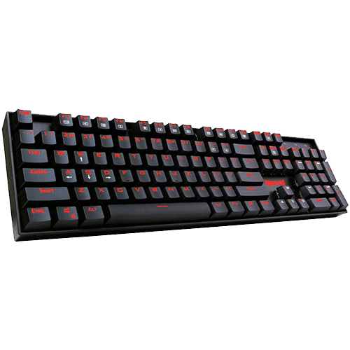 Teclado Gamer Redragon Mecânico Mitra K551-1 Switch Brown