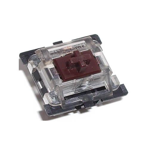 Teclado Mecânico Gamer Redragon Kumara K552 Single Switch Brown