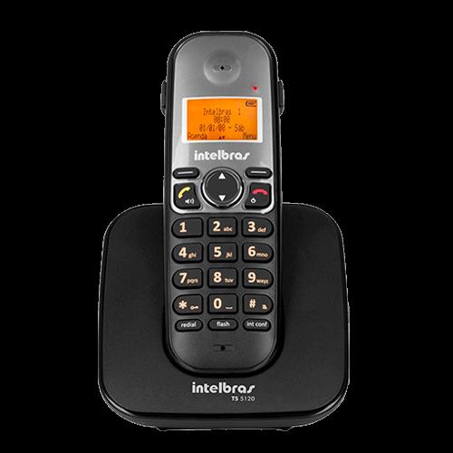 Telefone sem Fio TS5120 com Viva Voz INTELBRAS