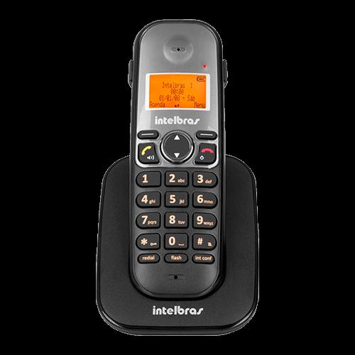 Telefone sem Fio TS5121 com Viva Voz Ramal INTELBRAS