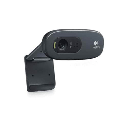 Webcam Logitech 720P Hd C270