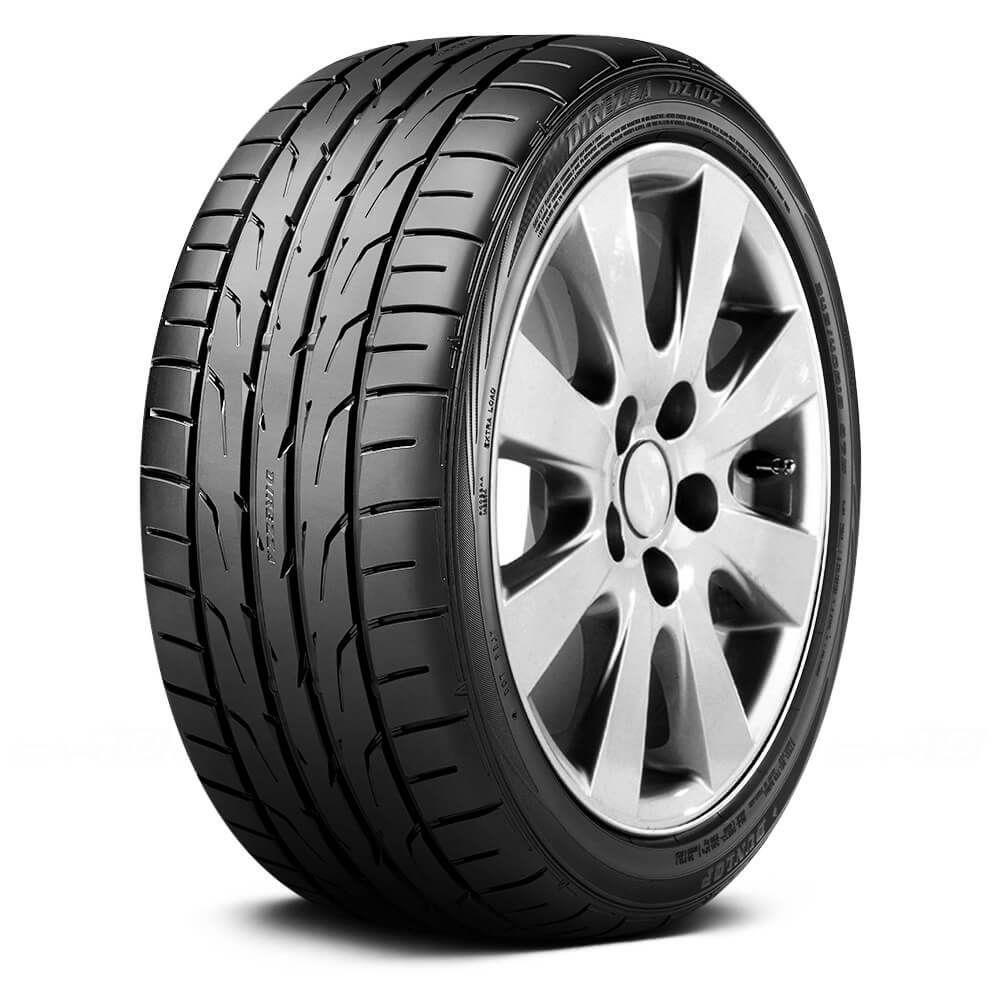 Pneu Dunlop 215/55 R16 93V DZ102 JP EV