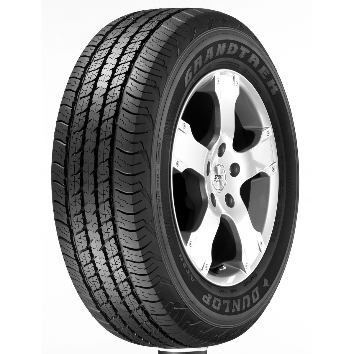 Pneu Dunlop 225/65 R17 102V GRANDTREK PT3