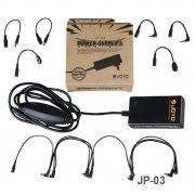 Fonte p/ Pedal Joyo Power Supply 3