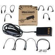 Fonte para Pedal Joyo Power Supply 3