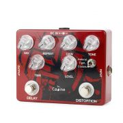 Pedal de Guitarra Caline Distortion Delay