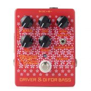 Pedal De Contrabaixo Caline Press Pass Bass Driver