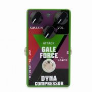 Pedal de Guitarra Caline Gale Force Compressor