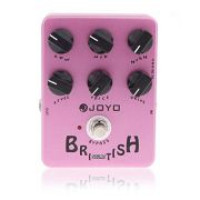 Pedal de Guitarra Joyo British Sound