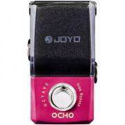 Pedal de Guitarra Joyo OCHO Octave