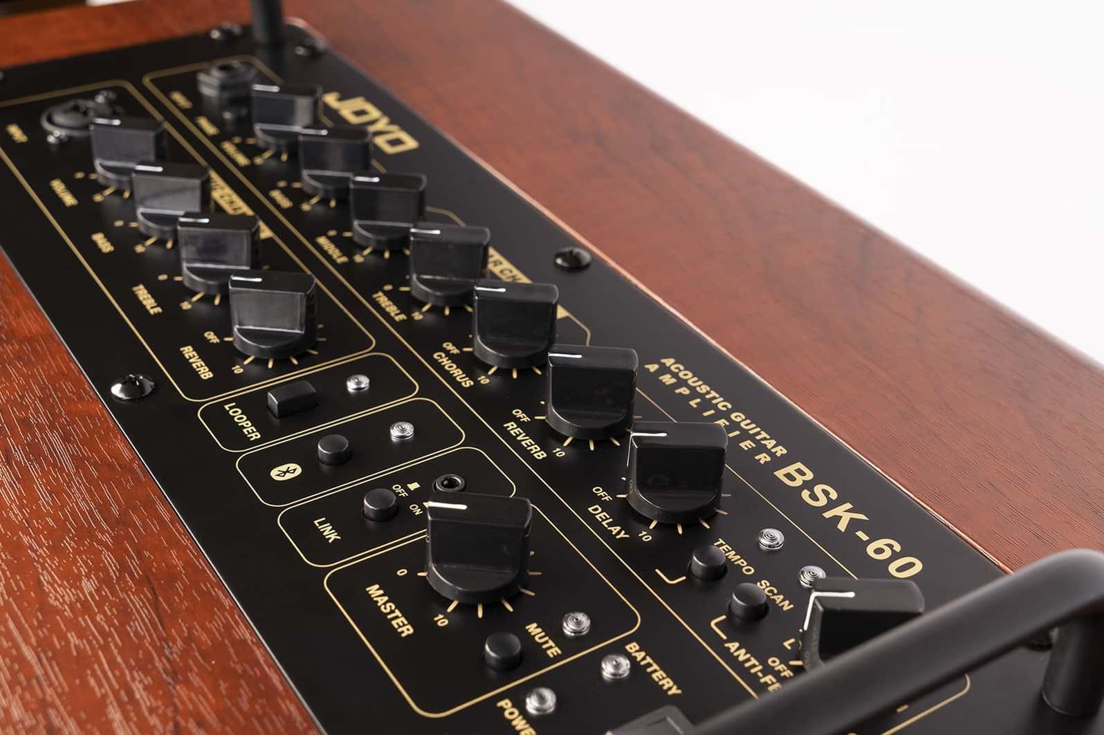 Amplificador Joyo para Violão 60W