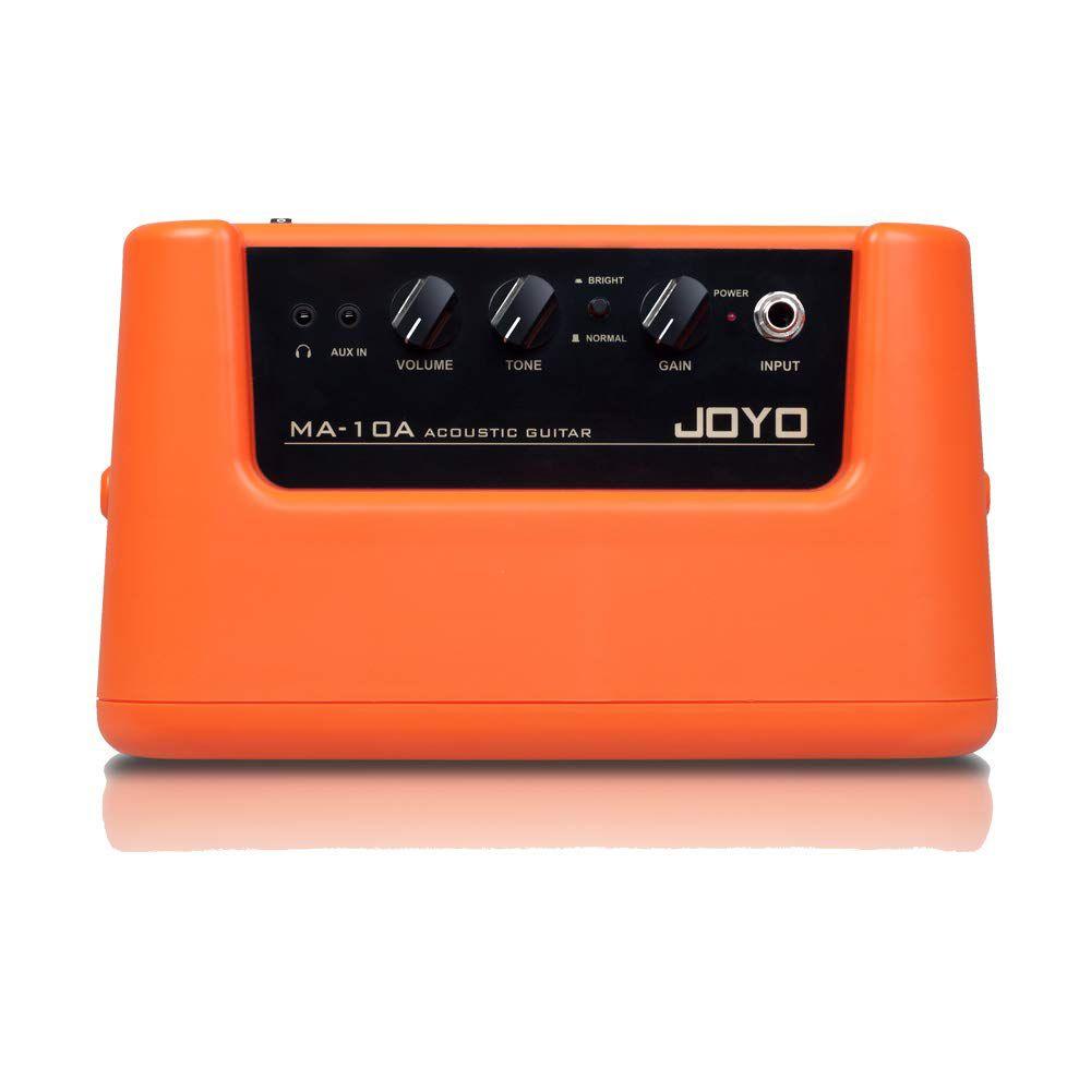 Amplificador Joyo Portátil para Violão MA-10A