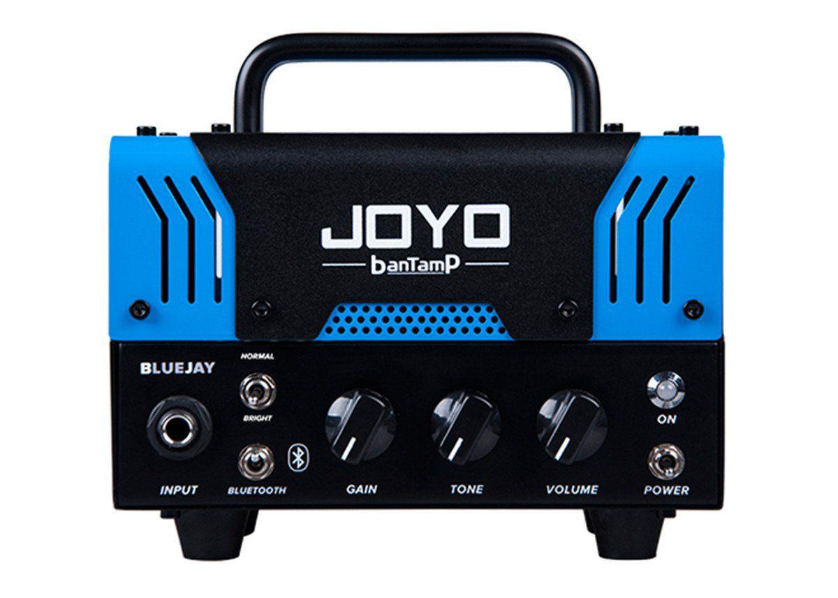 Cabeçote de Guitarra Bantamp Joyo BlueJay