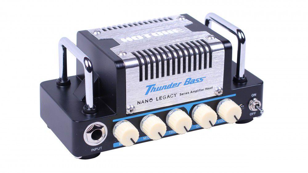 Cabeçote de Contrabaixo Hotone Thunder Bass
