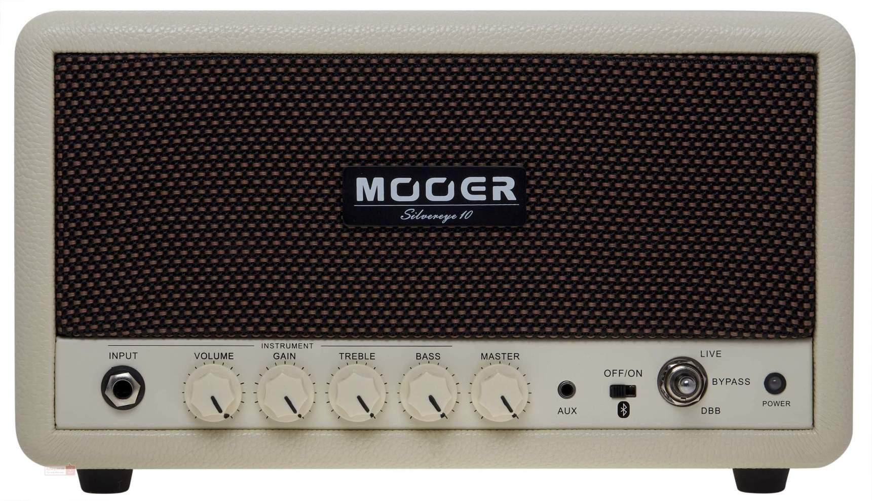 Amplificador para Guitarra Mooer Silvereye HI-FI
