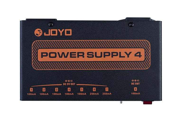 Fonte p/ Pedal Joyo Power Supply 4