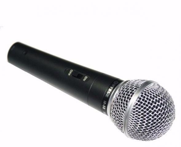 Microfone com Fio WVNGR M-58