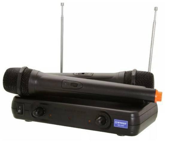Microfone sem Fio WVNGR WG-005