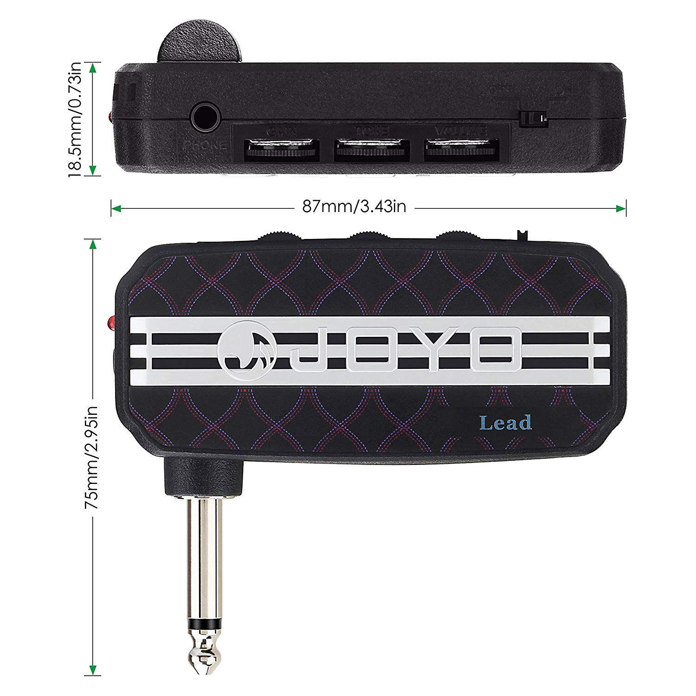 Mini Amplificador Joyo Supler Lead