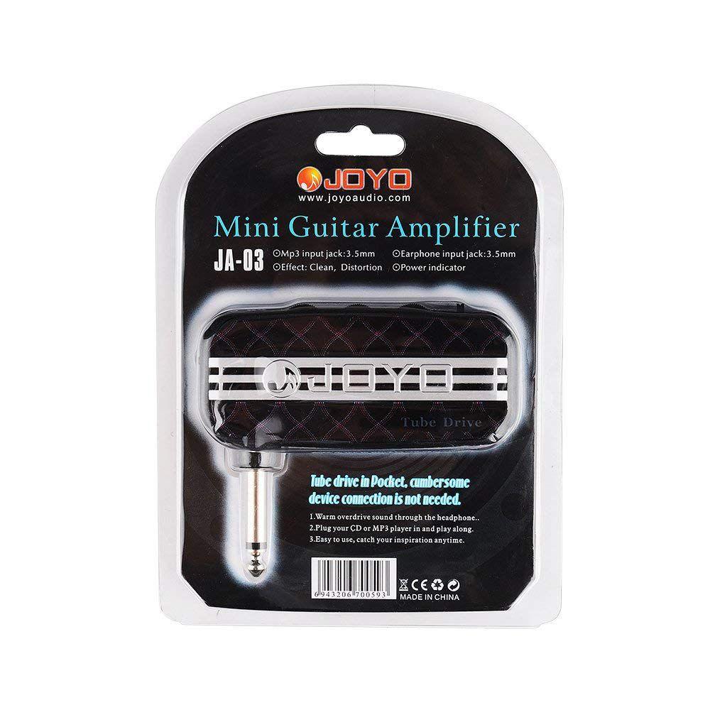 Mini Amplificador Joyo Tube Drive
